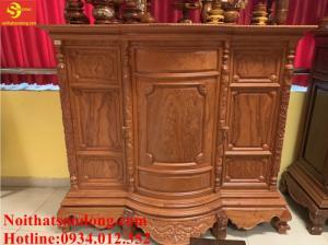 Tủ thờ kiểu Nam Bộ gỗ tốt
