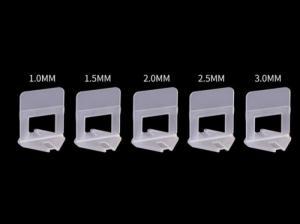 Ke nhựa cân bằng gạch ốp lát 1kg (300c/kg)tùy chọn size 1.0 và 1.5mm,ko nêm