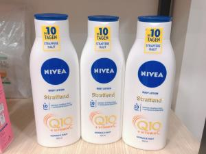 Sữa dưỡng thể chống lão hóa da NIVEA Q10 Plus Vitamin C
