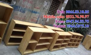 Kệ sách, đồ chơi bằng gỗ đẹp giá rẻ