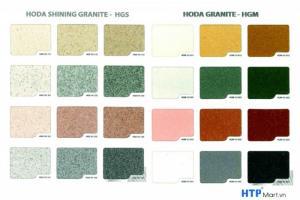 Sơn giả đá Hòa Bình HDS thùng 25kg giá rẻ tại TPHCM