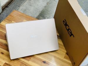 Laptop Acer Swift 3 SF315-52/ i3 8130U/ 4G/ SSD240-1000G/ Full HD IPS/ Finger