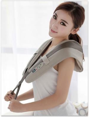 Máy massage đấm lưng vai cổ