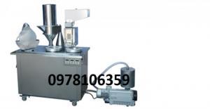 Máy làm viên nang bán tự động CGN-208D
