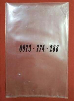 Bán túi đựng hồ sơ loại túi nilon