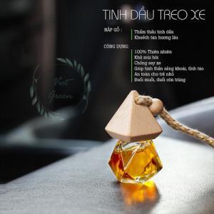 TINH DẦU TREO XE Ô TÔ - Hương Lavender - loại 1