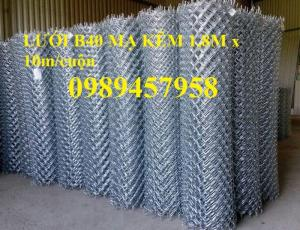 Lưới thép b40 giá rẻ, lưới hàng rào b40 tại Hà Nội
