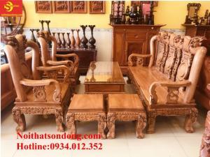 Những bộ bàn ghế nhỏ dành cho phòng khách nhỏ