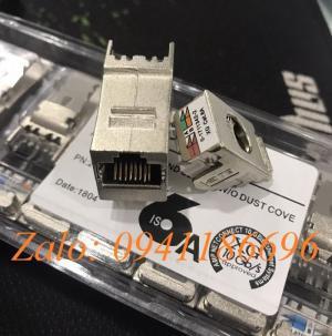 Ổ cắm mạng Commscope AMP XG Cat6A Modular Jack 1711342-2/ 2153001 - 10G