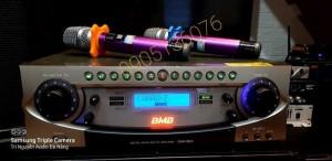 Amply Karaoke tích hợp BMB DAR800,Japan.