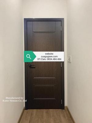 Cửa Phòng Ngủ - Nhà Vệ Sinh - Cửa Nhựa ABS Hàn Quốc