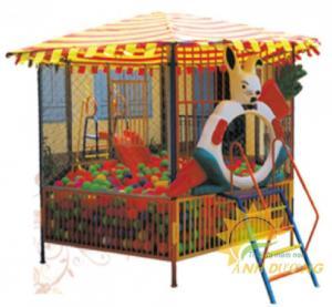 Cung cấp nhà banh vui chơi ngoài trời cho trường mầm non, công viên, KVC