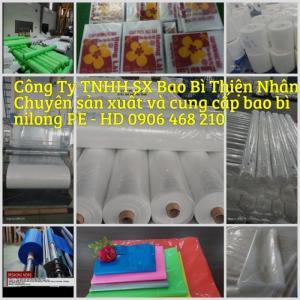 Bao Bì PE, PP, HDPE, LDPE (Dạng Tấm, Cuộn, Túi)