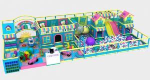 Tư vấn, thiết kế và thi công khu vui chơi liên hoàn trẻ em giá TỐT