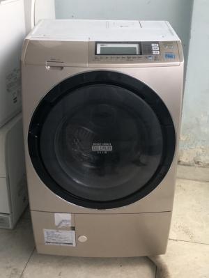 Máy giặt HITACHI BD-S7400r 9Kg Date 2012 màu vàng đồng, Màu này nhìn sang trọ
