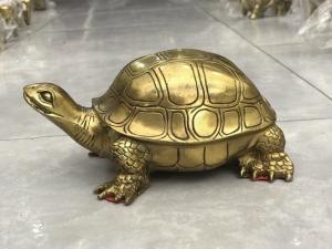 Tượng Rùa bằng đồng nguyên chất cỡ đại