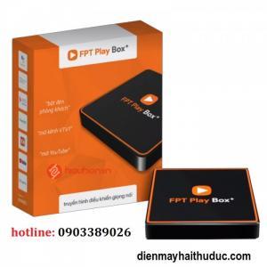 Đầu FPT Play Box 2020 hỗ trợ Remote giọng nói Tiếng Việt