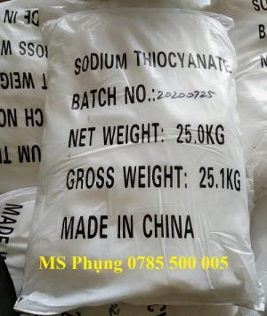 Sodium Thiocyanate - Nascn