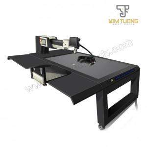 Máy hàn chân chữ bàn liền có tay cầm 300w