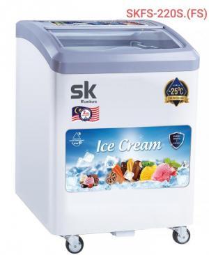 Tủ đông SK Sumikura SKFS-220S (FS) 150 lít chứa kem