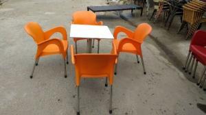 Ghế nhựa nử hoàng chân i nót  có đủ màu làm tại xưởng sản xuất anh khoa 2345