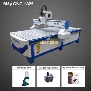 Máy cắt CNC SQ-1325 một đầu 3.2kw