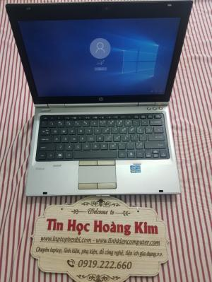 HP Elitebook 2560p - i5 2520M, 4G, 250GB, 12.5inch, webcam, máy đẹ