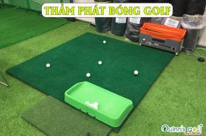 Thảm Phát Banh Golf 2 Lớp