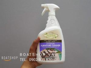 SB519-32 Chăm sóc và bảo vệ da, nội thất cho du thuyền, cao su, nhựa Starbrite