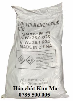 Bán AMMONIUM BIFLUORIDE - NH4HF2 99%