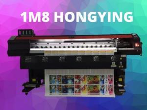 Máy in khổ 1m8 HongYing