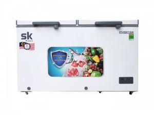 Tủ đông mát inverter sumikura skf-400di 400 lít 2 ngăn
