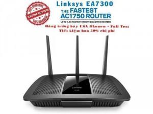 Router Linksys Max-stream mu-mimo Ac1750 hàng trưng bày US xách tay mới likenew !