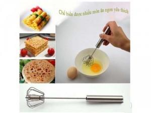 ❤️Cây Đánh Trứng Inox Cầm Tay Không Gỉ.