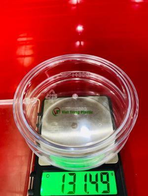 Hộp tròn 130G mẫu mới đựng 500gram hạt điều