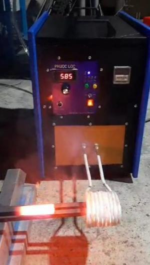 Máy nung cao tần 30kva Phước Lộc