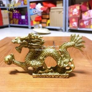 Tượng Rồng Đồng Phong Thuỷ