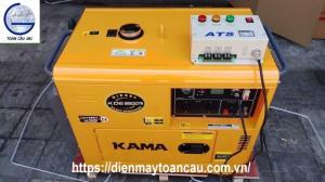 Máy Phát Điện Kama 6500TN