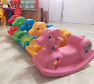 Chuyên cung cấp sỉ - lẻ bập bênh hình con thú đáng yêu cho trẻ em mầm non