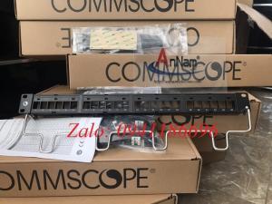 THanh đấu nối patch panel CommScope CAt6 24 Cổng 1U mã 760237040 | 9-1375055-