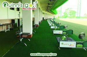 Bộ Bàn Ghế Sân Tập Golf