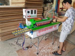 Mua máy dán cạnh gỗ mini tự động 5 chức năng ở đâu giá rẻ tphcm, Bình dương