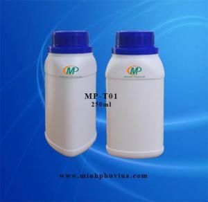 Chai nhựa HDPE  tam giác giá rẻ, Chai nhựa HDPE  tam giác Quận Binh Tân