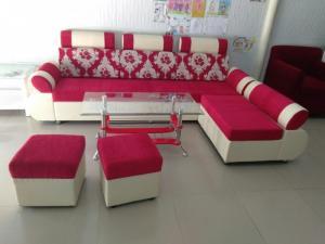 Ghế sofa tặng bàn