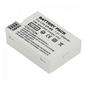 Pin máy ảnh LP-E8 camera battery for 700D600D 650D550D