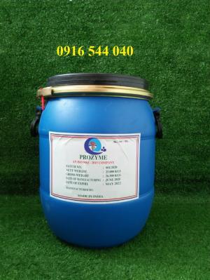 Prozyme chuyên tẩy nhớt bạt, giảm màng rong, cắt tảo, xử lý mùn bã hữu cơ