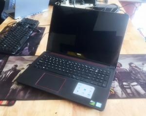 Dell Gaming 7559 i7-6700HQ Ram 16GB SSD512G 2 CARD VGA Màn 4k Cảm Ứng Đèn Phí