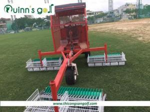 Xe Nhặt Banh Golf Ba Càng