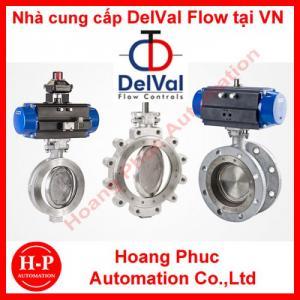 Đại lý Thiết bị truyền động Delval Deltorq valve tại Việt Nam