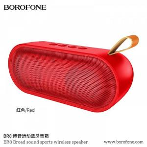 Loa Bluetooth Borofone BR8 Nghe Nhạc gọi điện FM hỗ trợ thẻ nhớ USB Âm Thanh